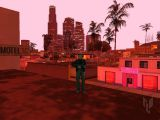 GTA San Andreas weather ID 119 at 23 hours