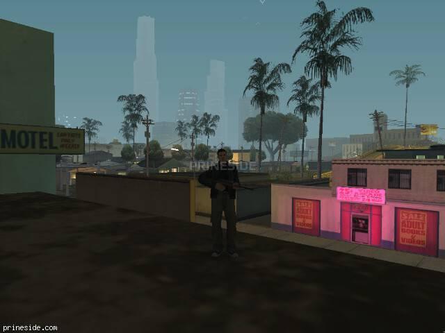 Просмотр погоды GTA San Andreas с ID 119 в 4 часов