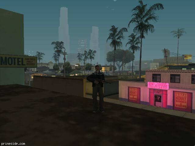 Просмотр погоды GTA San Andreas с ID 119 в 5 часов