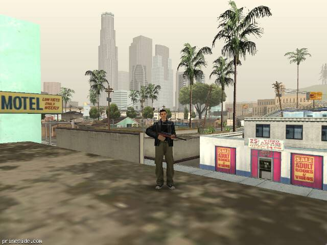GTA San Andreas weather ID 12 at 12 hours