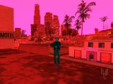 GTA San Andreas weather ID 120 at 22 hours