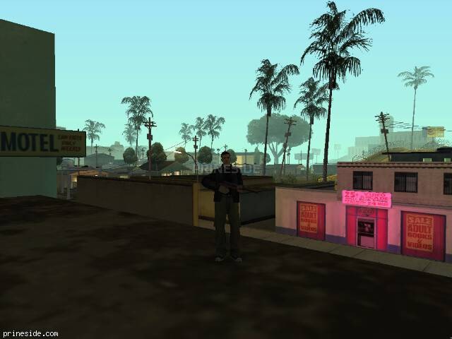 GTA San Andreas weather ID -647 at 1 hours