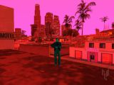 GTA San Andreas weather ID -135 at 22 hours