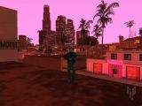 GTA San Andreas weather ID -135 at 23 hours