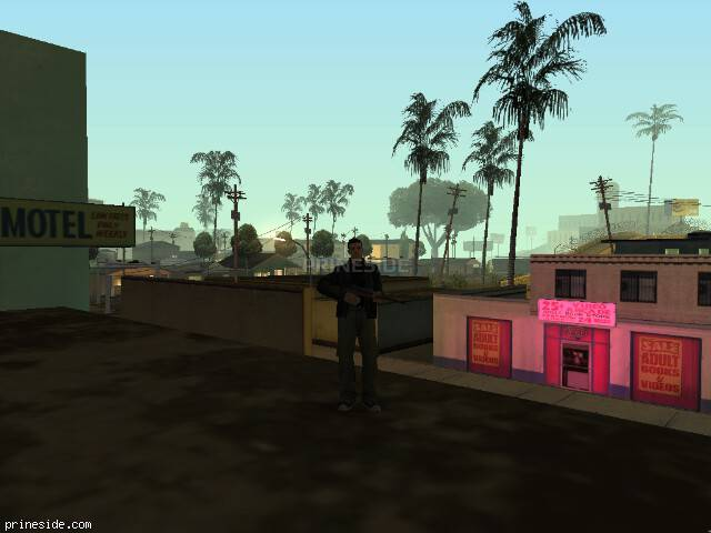 GTA San Andreas weather ID 1145 at 2 hours