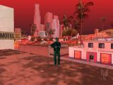GTA San Andreas weather ID 122 at 17 hours
