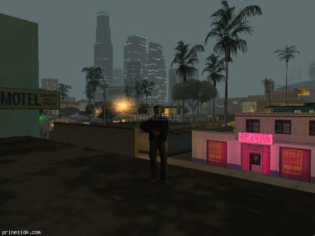 Просмотр погоды GTA San Andreas с ID 122 в 4 часов