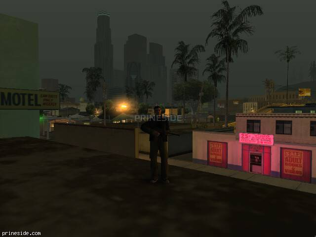 GTA San Andreas weather ID 122 at 6 hours