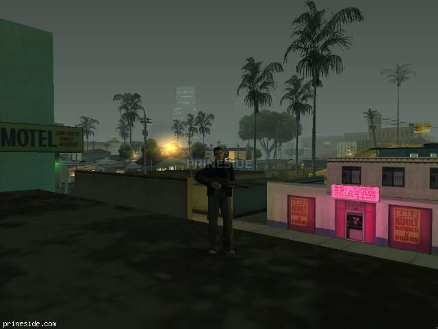 Просмотр погоды GTA San Andreas с ID 123 в 4 часов