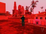 GTA San Andreas weather ID 124 at 22 hours
