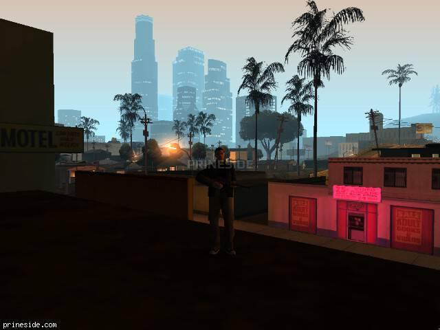 Просмотр погоды GTA San Andreas с ID 125 в 1 часов