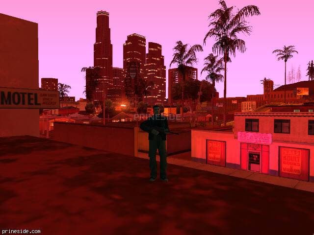 Просмотр погоды GTA San Andreas с ID 1149 в 23 часов
