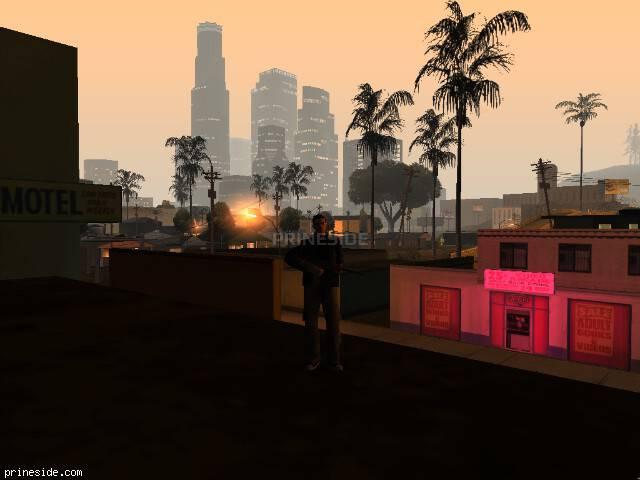 Просмотр погоды GTA San Andreas с ID 381 в 3 часов