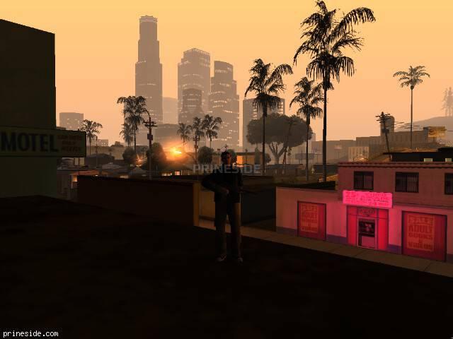 Просмотр погоды GTA San Andreas с ID 893 в 4 часов