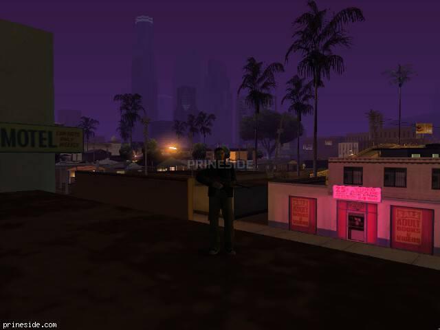 Просмотр погоды GTA San Andreas с ID 893 в 6 часов