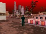 GTA San Andreas weather ID 126 at 11 hours
