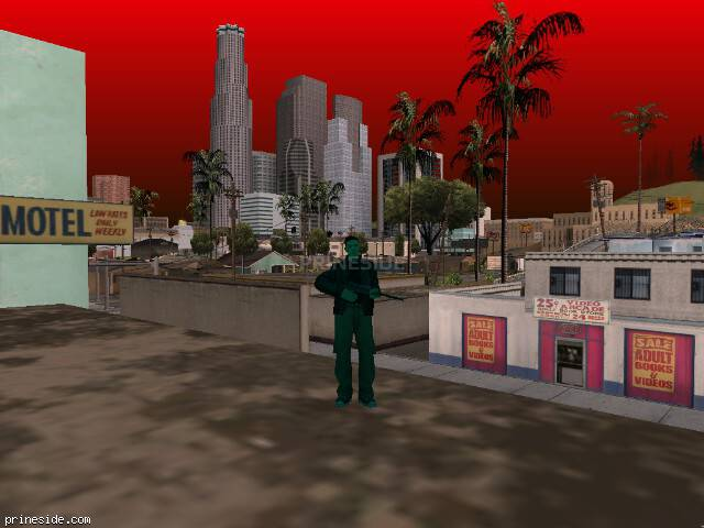GTA San Andreas weather ID 126 at 12 hours