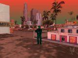 Просмотр погоды GTA San Andreas с ID 126 в 15 часов