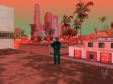 GTA San Andreas weather ID 126 at 17 hours