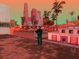 Просмотр погоды GTA San Andreas с ID 126 в 18 часов