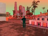 GTA San Andreas weather ID 126 at 19 hours