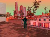 Просмотр погоды GTA San Andreas с ID 126 в 19 часов