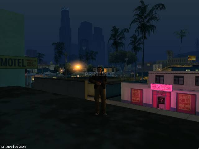 GTA San Andreas weather ID 127 at 6 hours