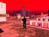 GTA San Andreas weather ID 130 at 7 hours