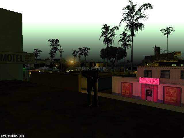 GTA San Andreas weather ID 393 at 0 hours