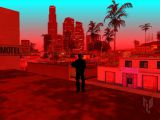 GTA San Andreas weather ID 393 at 22 hours