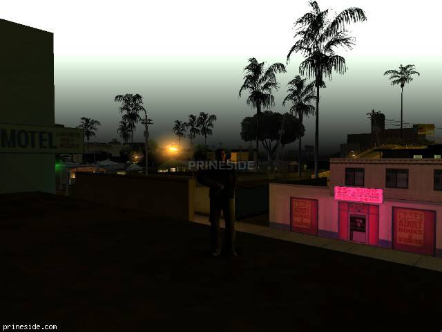 GTA San Andreas weather ID 905 at 3 hours