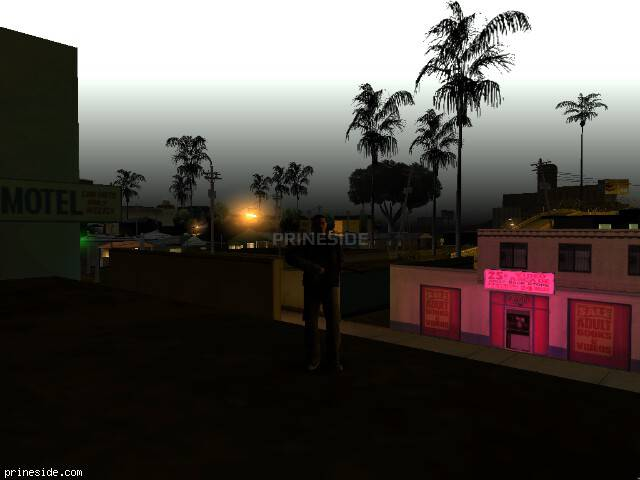 GTA San Andreas weather ID 905 at 4 hours