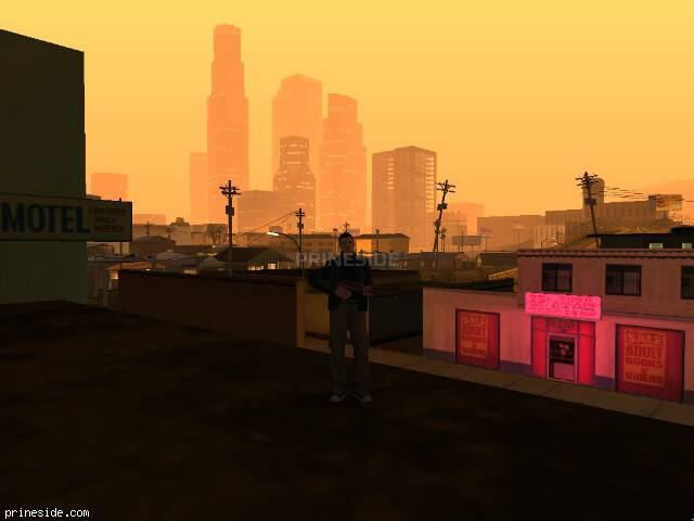 GTA San Andreas weather ID 139 at 0 hours