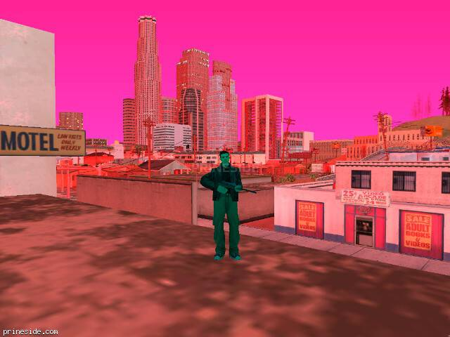 GTA San Andreas weather ID 139 at 20 hours