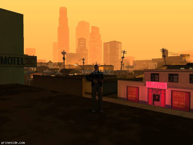 GTA San Andreas weather ID 139 at 2 hours