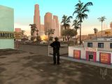 GTA San Andreas weather ID 14 at 7 hours