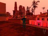 Просмотр погоды GTA San Andreas с ID 141 в 23 часов