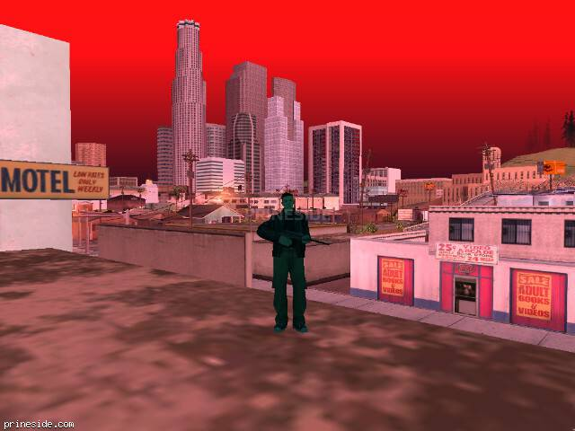 GTA San Andreas weather ID 142 at 9 hours