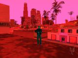 GTA San Andreas weather ID 1168 at 21 hours