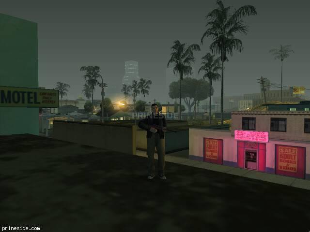 Просмотр погоды GTA San Andreas с ID 146 в 0 часов