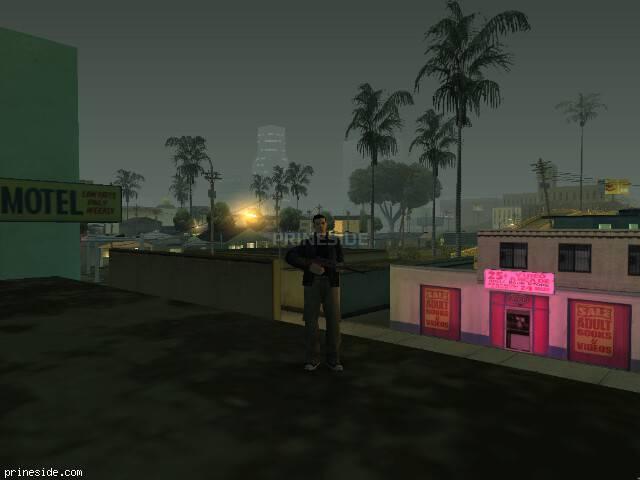 Просмотр погоды GTA San Andreas с ID 146 в 1 часов