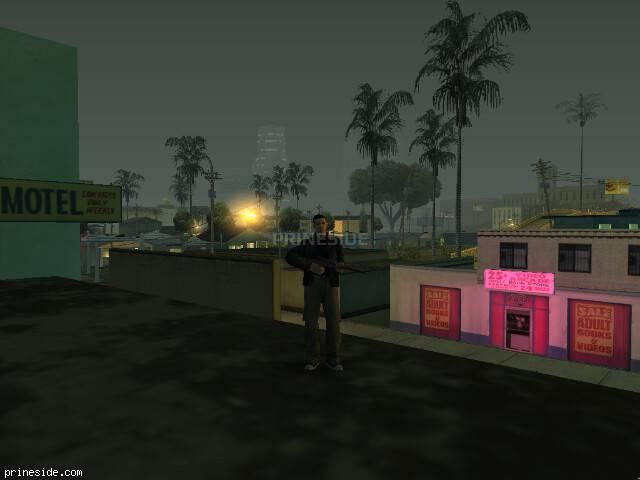 Просмотр погоды GTA San Andreas с ID 146 в 3 часов