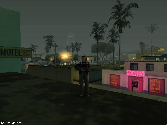 Просмотр погоды GTA San Andreas с ID 146 в 4 часов