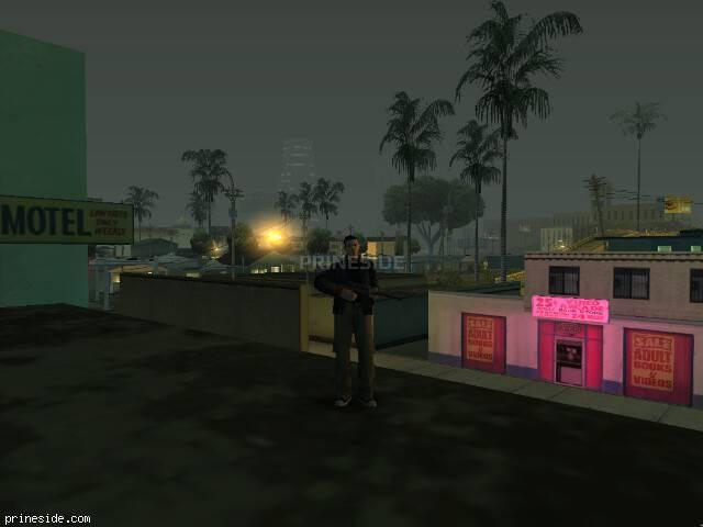 Просмотр погоды GTA San Andreas с ID 146 в 5 часов