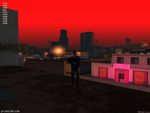 Просмотр погоды GTA San Andreas с ID 146 в 6 часов