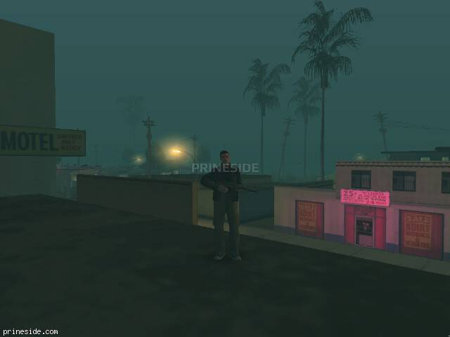 GTA San Andreas weather ID 147 at 1 hours