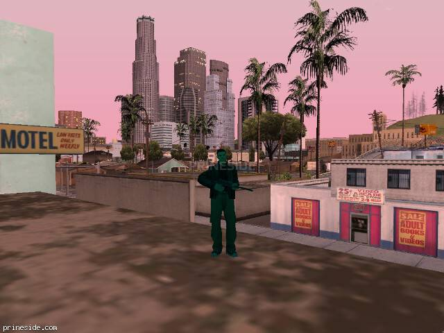 GTA San Andreas weather ID 147 at 20 hours