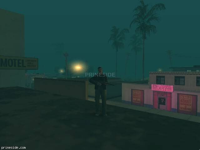 GTA San Andreas weather ID 147 at 3 hours