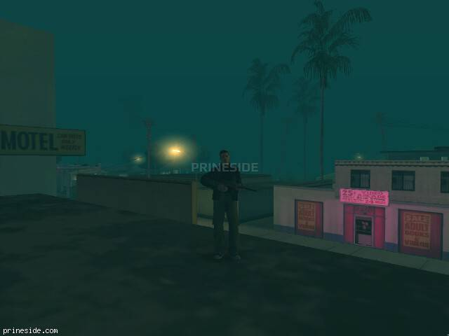 GTA San Andreas weather ID 147 at 4 hours
