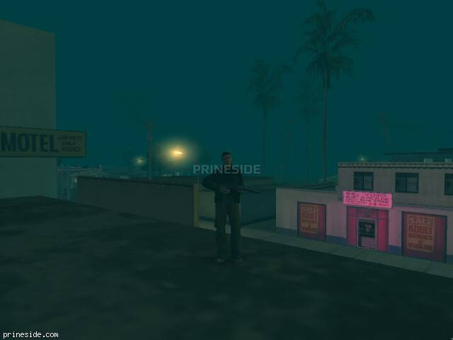 GTA San Andreas weather ID 147 at 5 hours